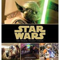 【现货】英文原版 星球大战:前传三部曲故事书 Star Wars: The Prequel Trilogy Stori