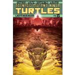 【预订】Teenage Mutant Ninja Turtles Volume 15: Leatherhead