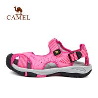 camel骆驼户外沙滩凉鞋 春夏季女款耐磨沙滩鞋