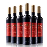 葡金 喜庆红葡萄酒750ml 整箱 建发原瓶进口红酒