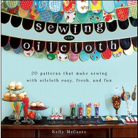 【预订】Sewing with Oilcloth