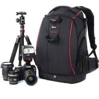 锐玛摄影包 D2320/D2330双肩单反相机包专业大容量防盗多功能佳能尼康单反包