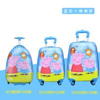 儿童拉杆箱16寸女孩宝宝公主可爱卡通20寸小学生密码旅行登机行李