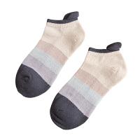 时尚袜子男潮短袜毛巾袜船袜男士棉袜秋季纯棉袜子男冬季加厚毛圈