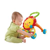 费雪学步车多功能狮子学步推车 婴儿推车宝宝玩具 学步车