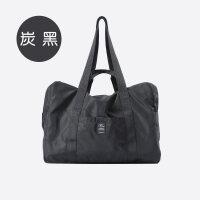 折叠旅行包女手提韩版短途大容量行李袋轻便简约登机包防水健身包