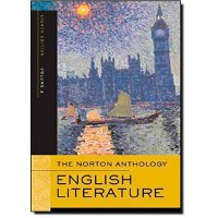 The Norton Anthology of English Literature 诺顿英国文学选集【英文原版 第8