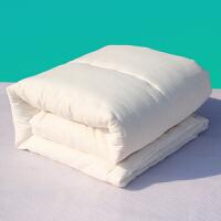 君别定做手工棉花被子幼儿园薄被芯春夏秋冬季新生婴儿童棉絮床垫被
