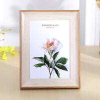 欧式相框摆台7寸a4像框创意挂墙画框加洗照片家居日用家装软饰