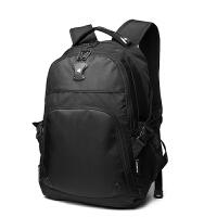 瑞士军刀双肩电脑包 防水耐磨时尚双肩包书包 14.6英寸商务笔记本电脑背包 SW9017