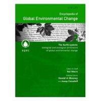 【预订】Encyclopedia of Global Environmental Change, the Earth S