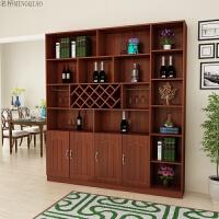 酒柜现代简约整装客厅小客厅玄关隔断柜家用多功能靠墙落地储物柜