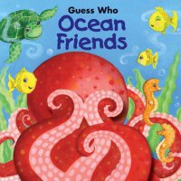 Guess Who Ocean Friends [ISBN: 978-0794411220]