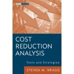 【预订】Cost Reduction Analysis: Tools and Strategies
