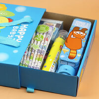 六一小学生初中生儿童节高端礼物学生奖品文具套装礼盒生日大礼包