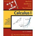 【预订】Now 2 Know Calculus 1