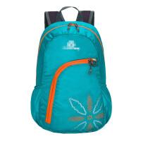 ?可折叠双肩包轻皮肤包户外背包旅行包登山包便携男女款?