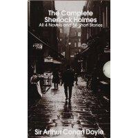 福尔摩斯 英文原版 小说探案2册全集 Sherlock Holmes 侦探悬疑推理 亚瑟.柯南 道尔爵士 (Sir A