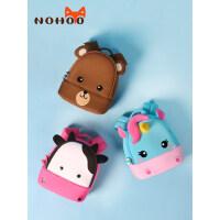 诺狐婴幼儿园书包男宝宝女孩1-3岁可爱公主小背包儿童旅行双肩包