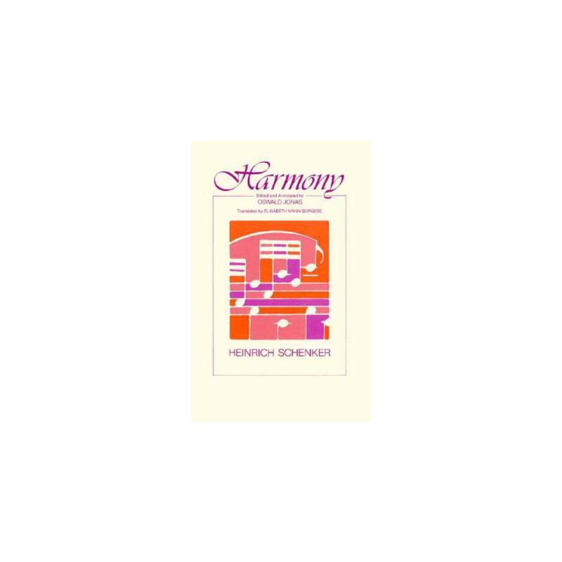 【预订】Harmony 9780226737348 美国库房发货,通常付款后3-5周到货!