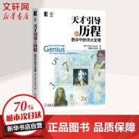 天才引导的历程 数学中的伟大定理 机械工业出版社