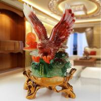 鹰摆件装饰摆件办公桌摆件装饰摆件家居家装饰品酒柜电视柜办公室客厅开业礼品