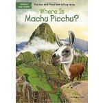 【现货】英文原版 Where Is Machu Picchu? 马丘比丘在哪儿?who was/is认知系列 中小学生
