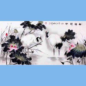 中国青年美术家协会常务理事,中国扇子艺术学会会员,中国山水画院专业画家,山东美术家协会会员,国家一级美术师高云鹏(白羽醉风)