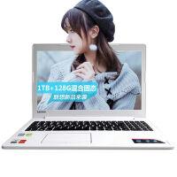 联想(lenovo)ideapad 510-15 15.6英寸笔记本电脑i5-7200U 4G内存 1T+128G固态 2G独显 win10