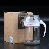 【当当自营】居元素 爱娜 液体调味瓶450ml(灰色)N87292002