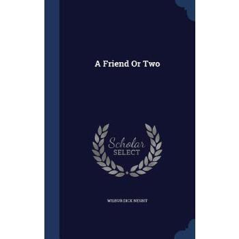 【预订】A Friend or Two 预订商品,需要1-3个月发货,非质量问题不接受退换货。