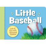 【预订】Little Baseball: Lots of Fun with Rhyming Riddles