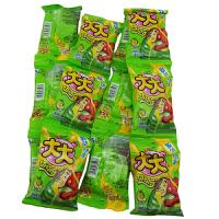 箭牌 大大(TATA) 卷切切乐泡泡糖 30gX12包 袋装 四种口味任选 口香糖