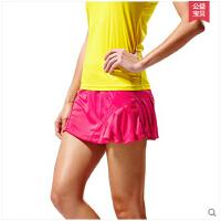 跑步短裤女款运动短裙 速干三分健身运动短裤