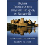 【预订】British Fortifications Through the Reign of Richard III