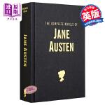 【中商原版】英文原版 简奥斯汀小说全集(布料精装)The Complete Novels of Jane Austen
