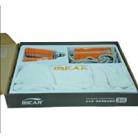 健身礼品套装 伊贝尔 运动三件套装 握力器跳绳运动毛巾 S-011