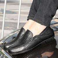 DAZED CONFUSED男士豆豆鞋男男鞋英伦韩版鞋商务百搭休闲皮鞋懒人驾车鞋子小皮鞋