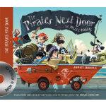 The Pirates Next Door (Book+CD)邻家海盗(荣获水石书店童书金奖)ISBN97818487
