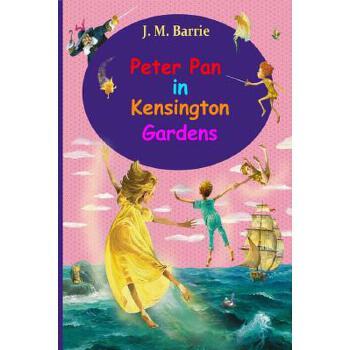 【预订】Peter Pan in Kensington Gardens 预订商品,需要1-3个月发货,非质量问题不接受退换货。