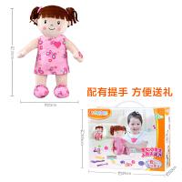 澳贝爱心医生套装 小女孩益智仿真听诊器宝宝打针儿童过家家玩具