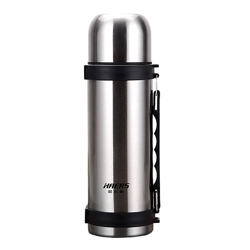 哈尔斯 不锈钢保温壶真空双层保温杯1.2L HY-1200W-2
