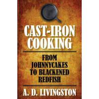 【预订】Castiron Cooking: From Johnnycpb