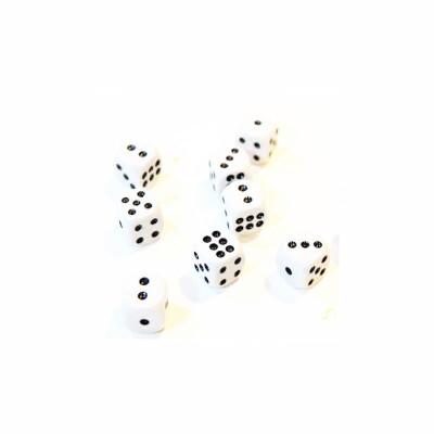 【怡游桌游】配件 白色骰子 圆角骰子/色子