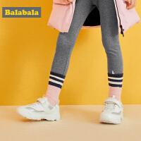 【3件3折价:89.7】巴拉巴拉儿童运动鞋登山鞋童鞋女鞋子2019新款冬季中大童时尚潮酷