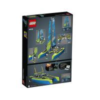 LEGO�犯�C械�M�p�w船42105 新品玩具�和�益智�e木帆船