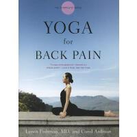 【预订】Yoga for Back Pain: The Complete Guide