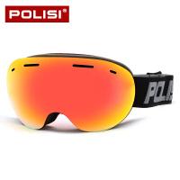 滑雪镜 可卡近视男女款滑雪眼镜球面大视野雪镜