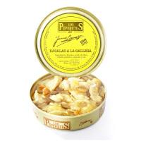 贝贝德斯 西班牙进口海鲜 鳕鱼罐头 150g