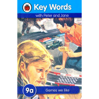 Key Words: 9a Games we like 关键词9a:我们喜爱的游戏 ISBN 9781409301486